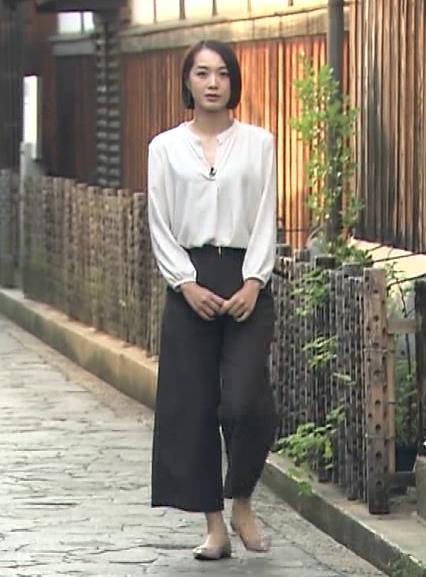 八木麻紗子アナ 「報道ステーション」キャプ・エロ画像