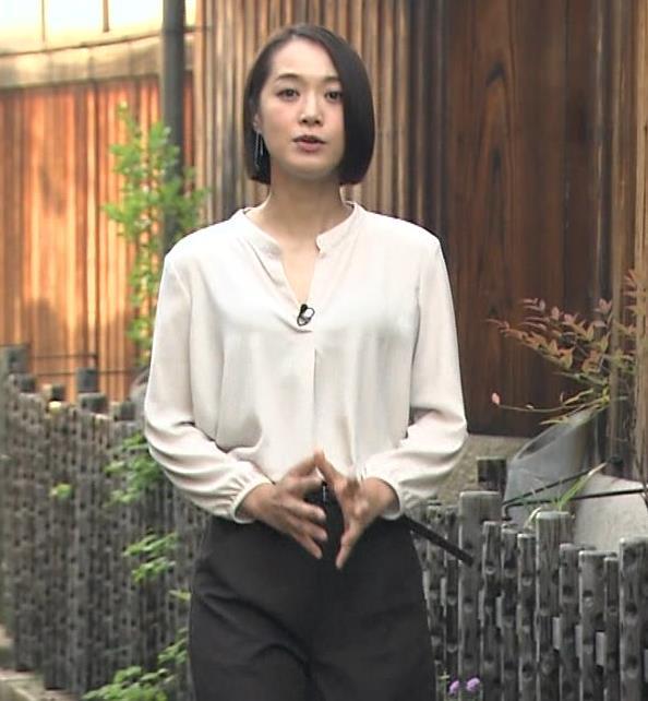 八木麻紗子アナ 「報道ステーション」キャプ・エロ画像2