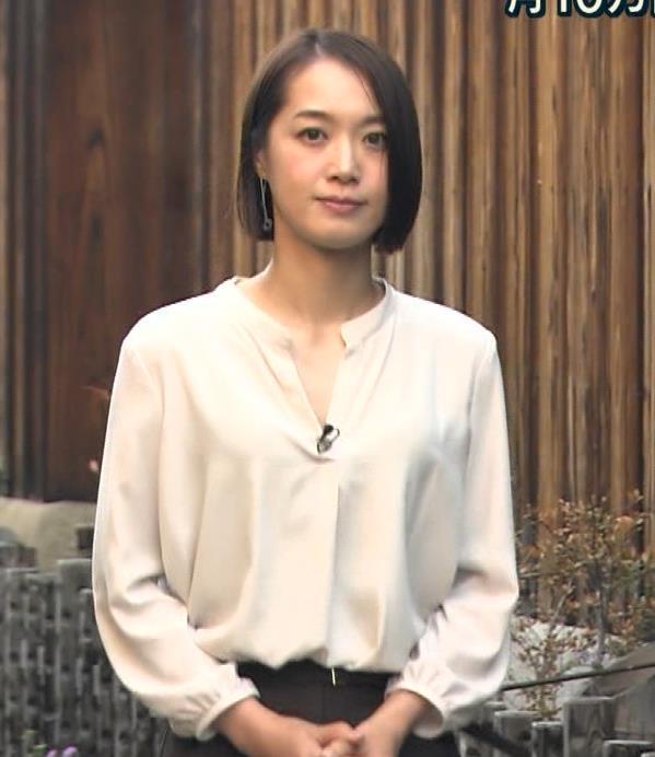 八木麻紗子アナ 「報道ステーション」キャプ・エロ画像3