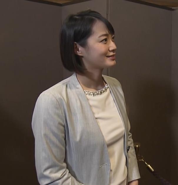 八木麻紗子アナ ちっぱいだけどなんかエロいキャプ・エロ画像