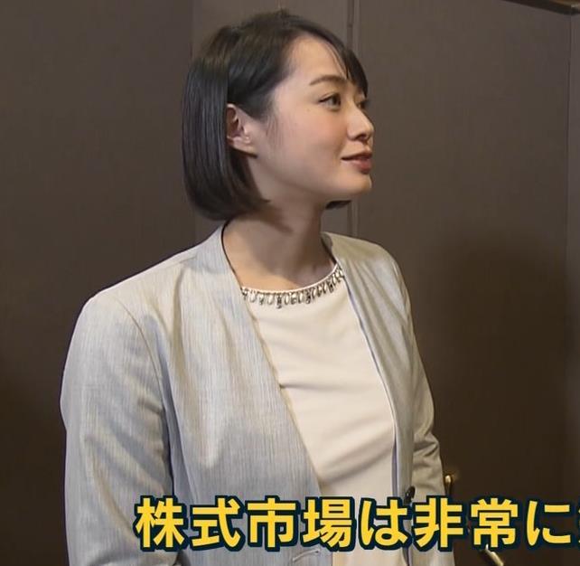 八木麻紗子アナ ちっぱいだけどなんかエロいキャプ・エロ画像2