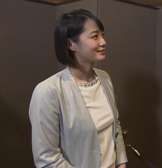 八木麻紗子アナ ちっぱいだけどなんかエロいキャプ画像(エロ・アイコラ画像)
