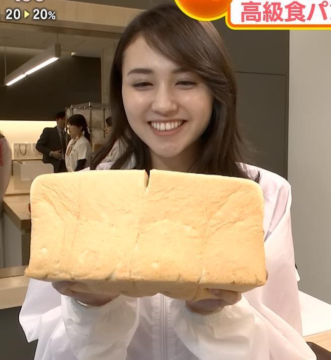 山形純菜アナ ニットおっぱいキャプ・エロ画像6