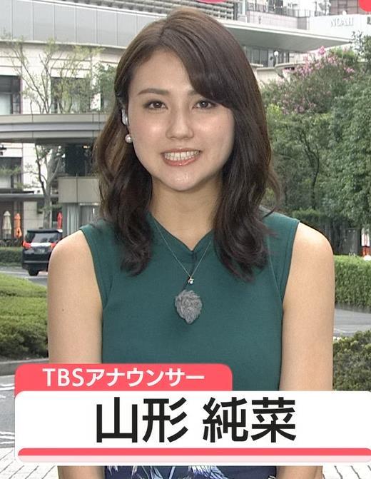 山形純菜アナ フェロモン系女子アナキャプ・エロ画像6