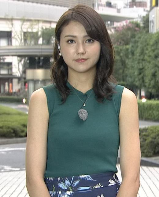 山形純菜 フェロモン系女子アナキャプ画像(エロ・アイコラ画像)