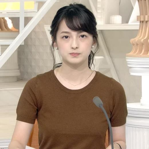 山本恵里伽アナ Tシャツ姿キャプ画像(エロ・アイコラ画像)
