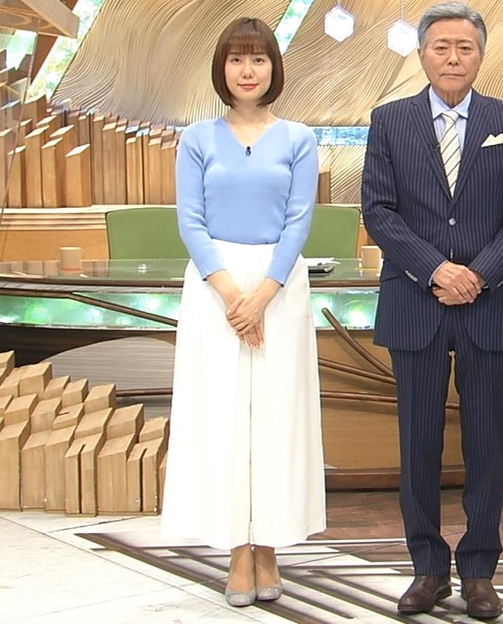 山崎夕貴アナ にっとおっぱい!キャプ・エロ画像