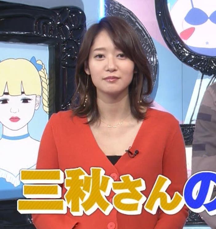 吉田明世アナ 胸元開けめでちょいエロキャプ・エロ画像8