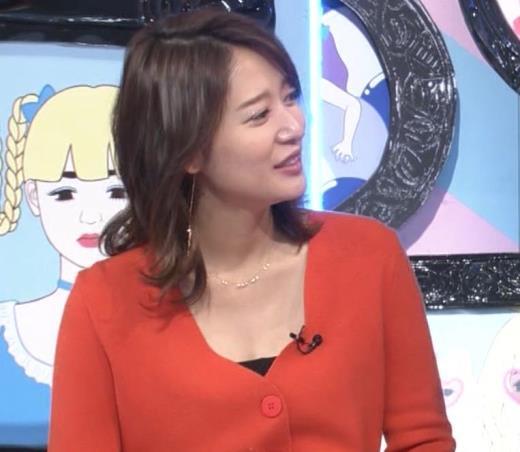 吉田明世 胸元開けめでちょいエロキャプ画像(エロ・アイコラ画像)