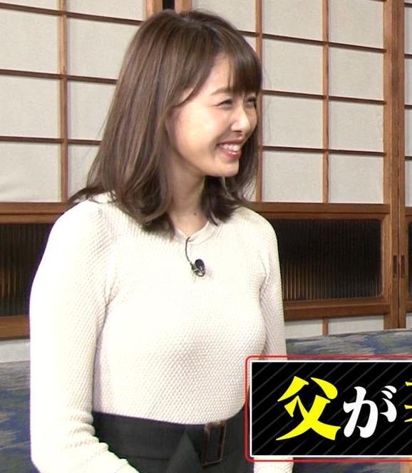 良原安美 TBS新人アナのにっとおっぱいがエロ過ぎ(将来有望)キャプ・エロ画像3