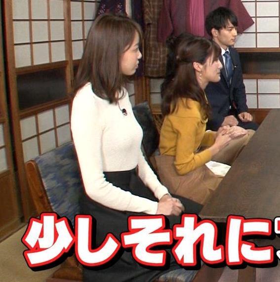 良原安美 TBS新人アナのにっとおっぱいがエロ過ぎ(将来有望)キャプ・エロ画像4