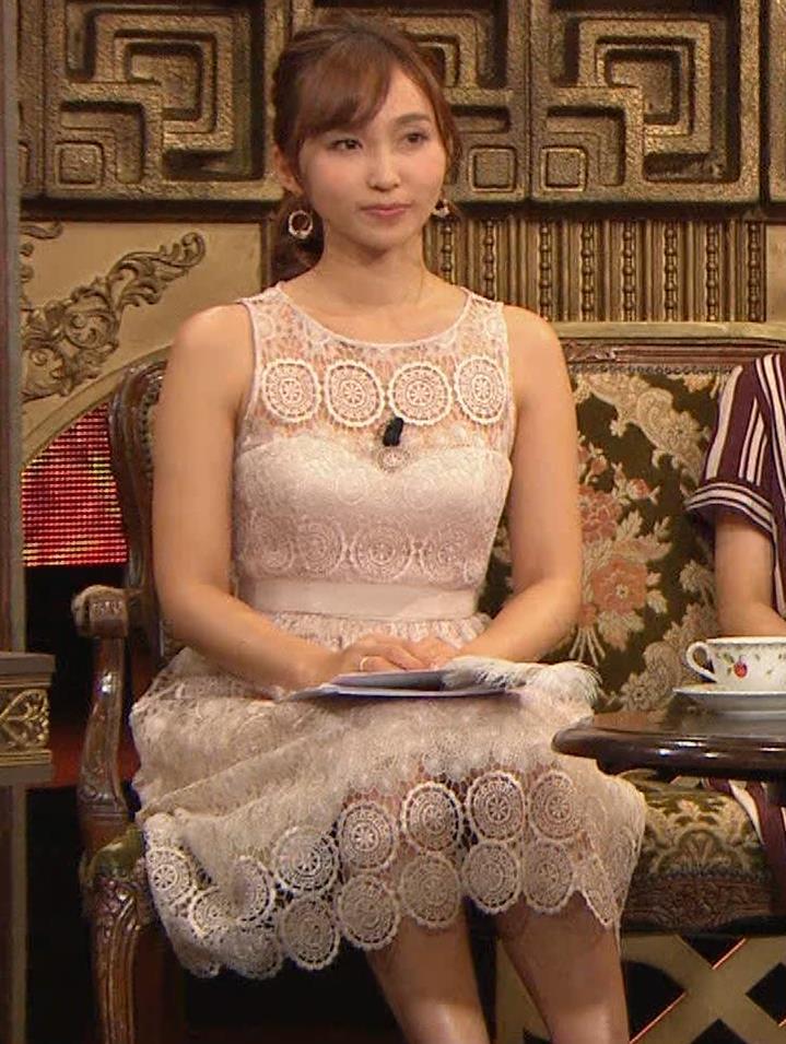 吉木りさ 胸元スケスケレースのドレスキャプ・エロ画像6