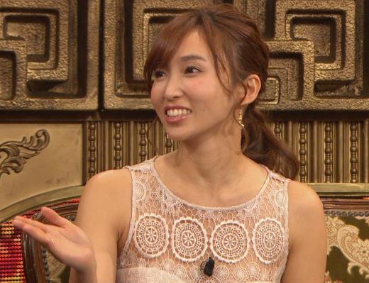 吉木りさ 胸元スケスケレースのドレスキャプ画像(エロ・アイコラ画像)