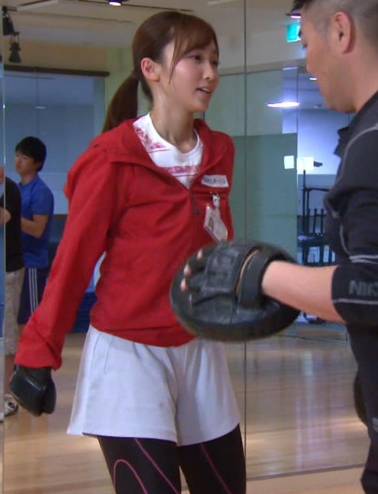 吉木りさ スポーツジムのインストラクター役キャプ・エロ画像2