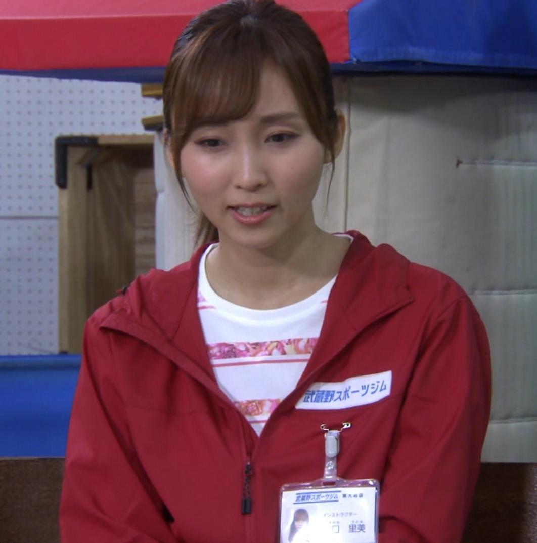 吉木りさ スポーツジムのインストラクター役キャプ・エロ画像11