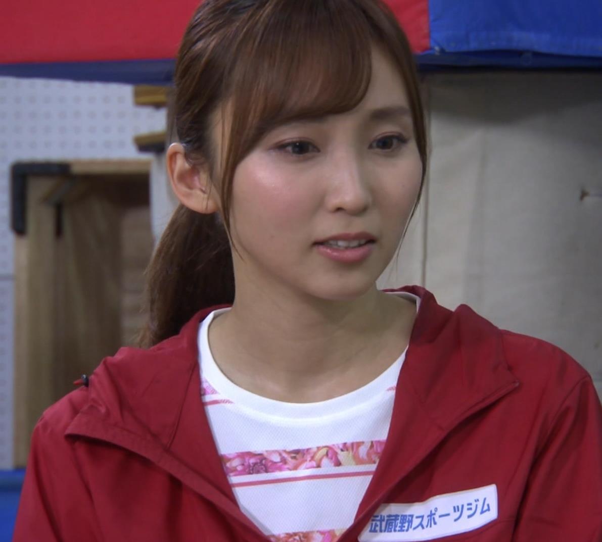 吉木りさ スポーツジムのインストラクター役キャプ・エロ画像12