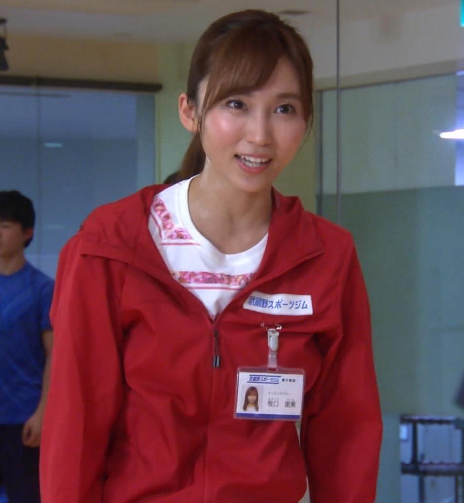 吉木りさ スポーツジムのインストラクター役キャプ・エロ画像4