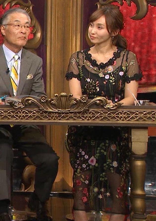 吉木りさ テレビでスケスケ衣装キャプ・エロ画像7