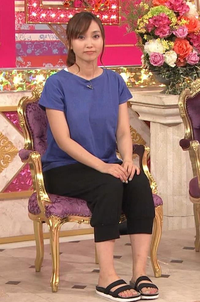 吉木りさ NHKでヨガやってエロいポーズしてるキャプ・エロ画像12