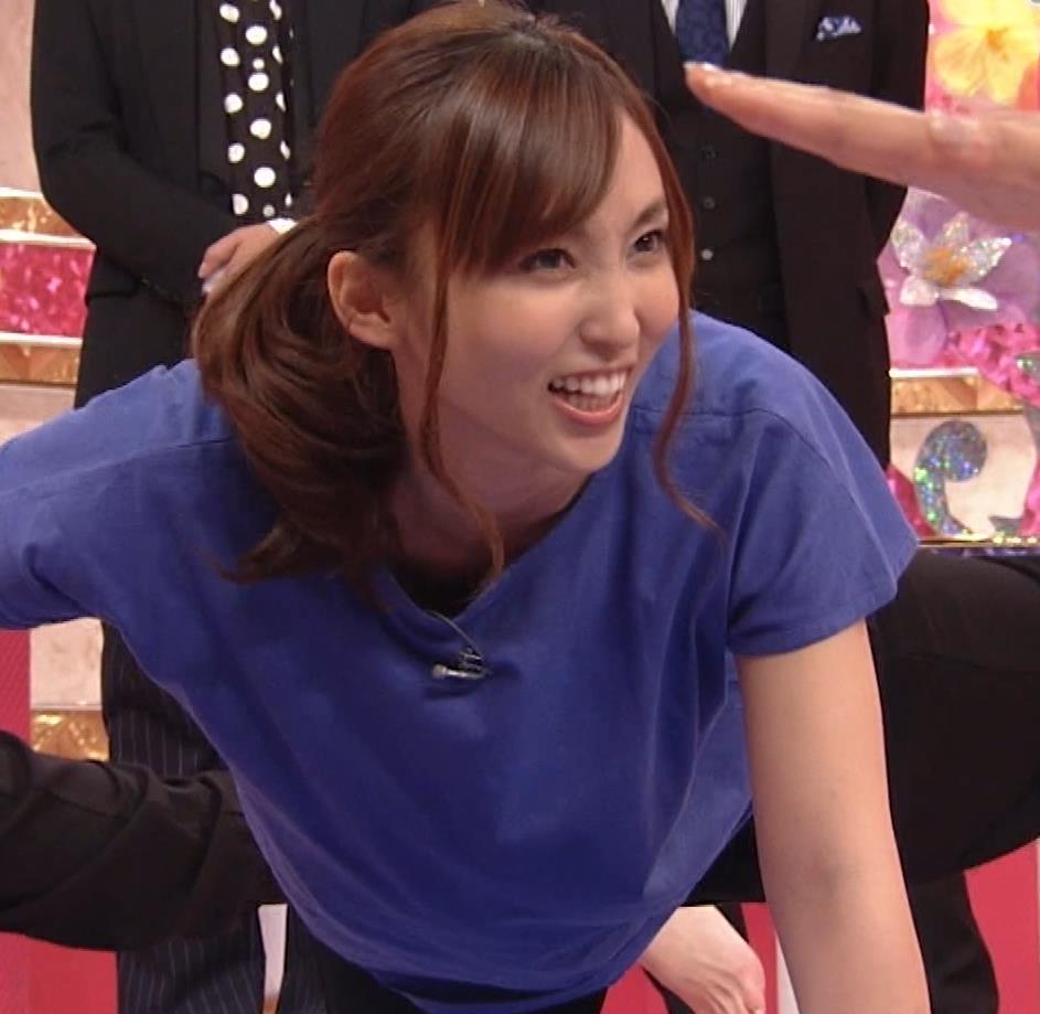 吉木りさ NHKでヨガやってエロいポーズしてるキャプ・エロ画像9