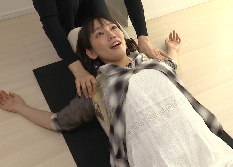 吉岡里帆 寝おっぱいキャプ・エロ画像5