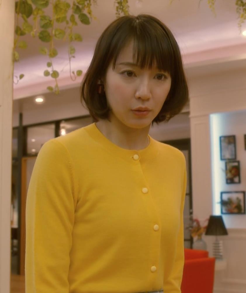 吉岡里帆 乳揺れGIF&キスシーンキャプ・エロ画像6
