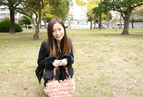 美乳な日本の素人美女のセックス画像 1