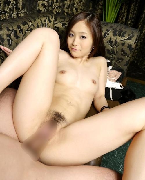 美乳な日本の素人美女のセックス画像 10