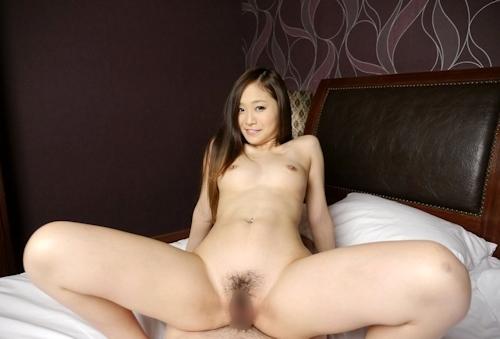 美乳な日本の素人美女のセックス画像 11