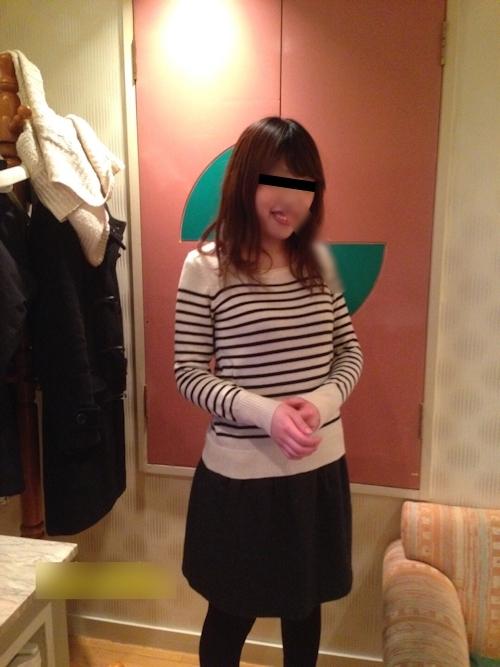 セフレという日本の素人美女のヌード画像 2