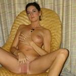 フランスのセレブな美人妻の流出ヌード画像