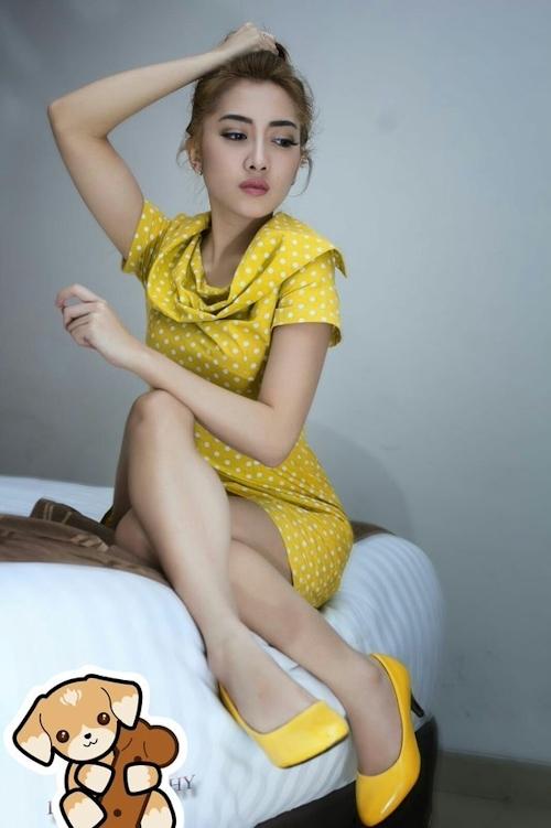 インドネシアの美女モデル Monica Yessy セクシーヌード画像 1
