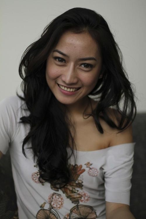 インドネシアの美女モデル Monica Yessy セクシーヌード画像 4