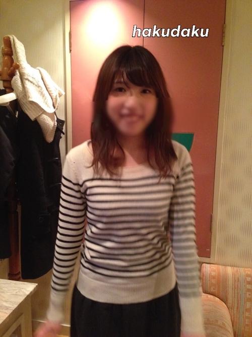 セフレという日本の素人美女のヌード画像 3