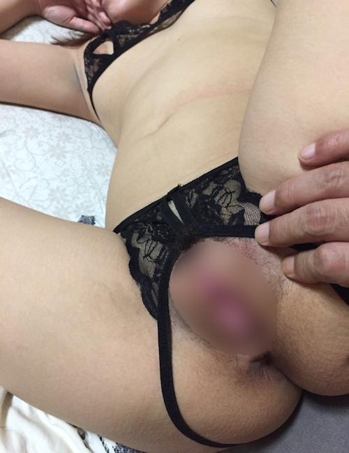 巨乳な日本の人妻のマ○コくぱぁヌード画像 5