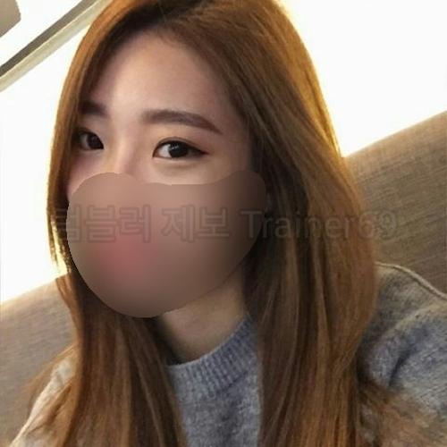 元カノという韓国素人美女のヌード&ハメ撮り画像 1