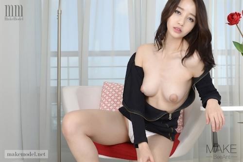 韓国美女モデル スア(Sua) セクシーヌード画像4 2