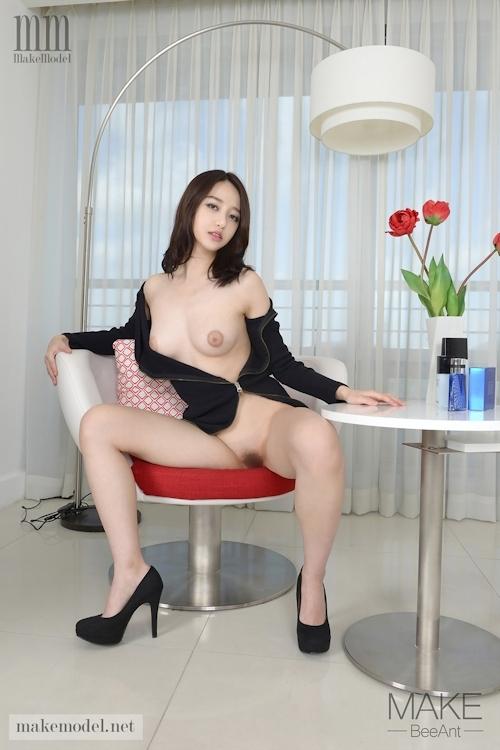 韓国美女モデル スア(Sua) セクシーヌード画像4 8