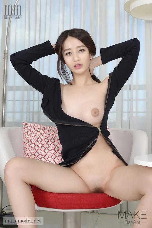 韓国美女モデル スア(Sua) セクシーヌード画像4 11