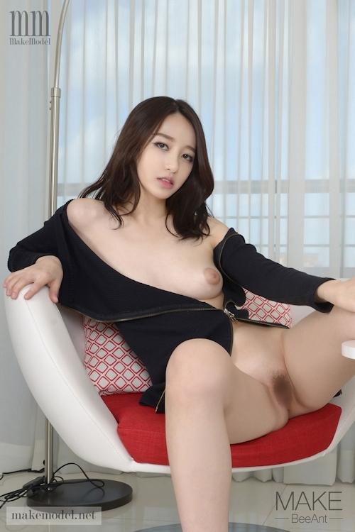 韓国美女モデル スア(Sua) セクシーヌード画像4 12