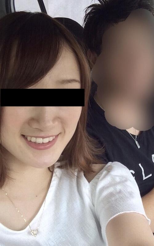 美乳な日本の素人美女のプライベートセックス画像 1