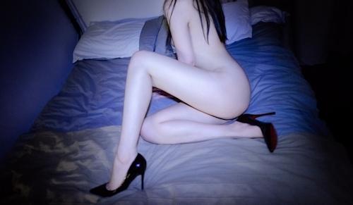 中国美女モデル 阿朱(Azhu) セクシーヌード画像 1