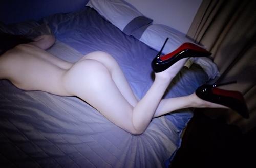 中国美女モデル 阿朱(Azhu) セクシーヌード画像 5