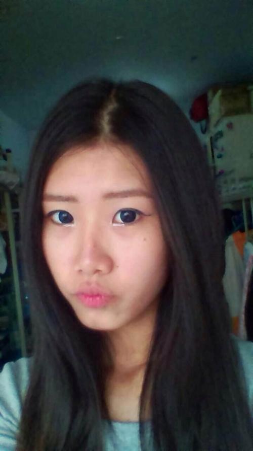 中国の素人少女の自分撮りヌードや彼氏とセックスしてる画像が流出 2