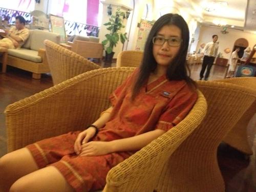 中国の素人少女の自分撮りヌードや彼氏とセックスしてる画像が流出 5