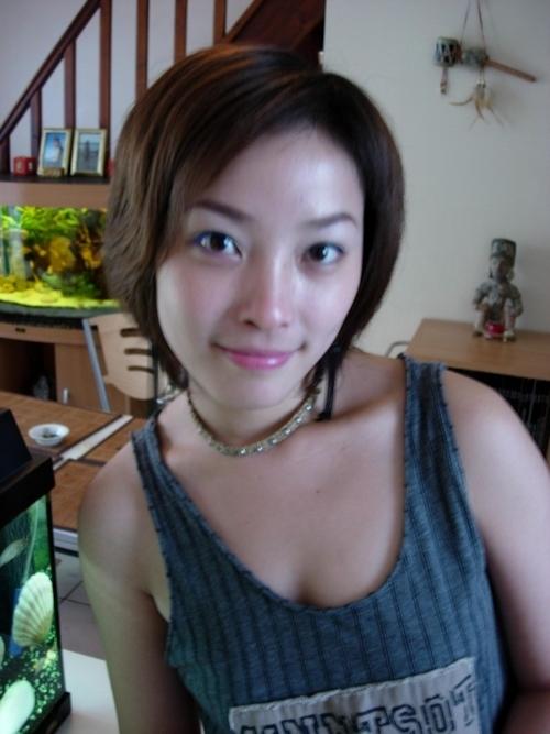 中国の美人妻の流出ヌード画像 2
