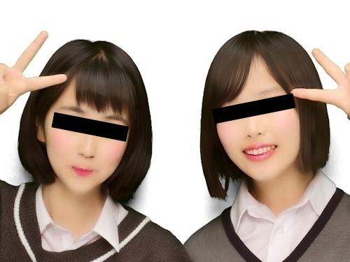 美巨乳な日本の素人美少女の自分撮りヌード&マ○コ画像 1