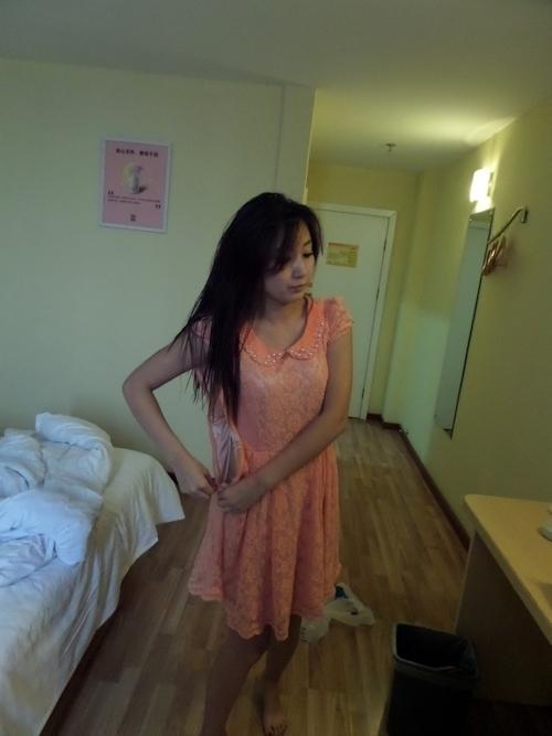 中国美女モデル 茉茉(MoMo)の個人撮影ヌード画像 2