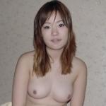 美乳な韓国素人美女のヌード&マ○コアップ画像