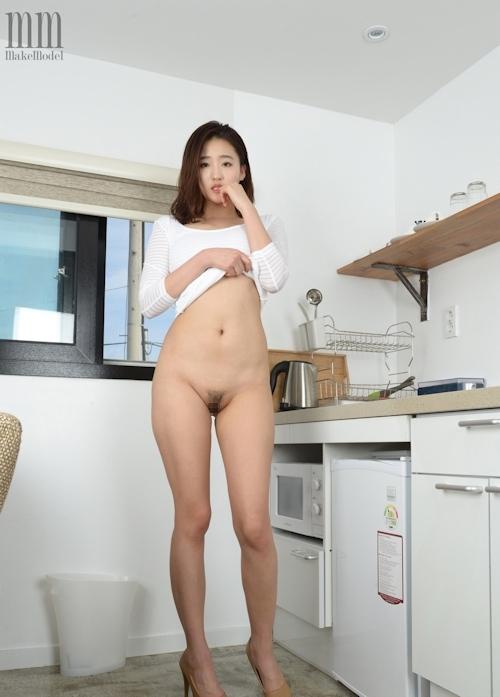 韓国美女モデル セジン(Sejin) セクシーヌード画像 1